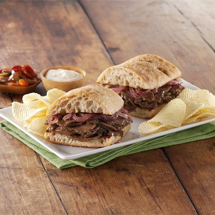 home market foods cooked perfect foodservice shaved steak sandwich