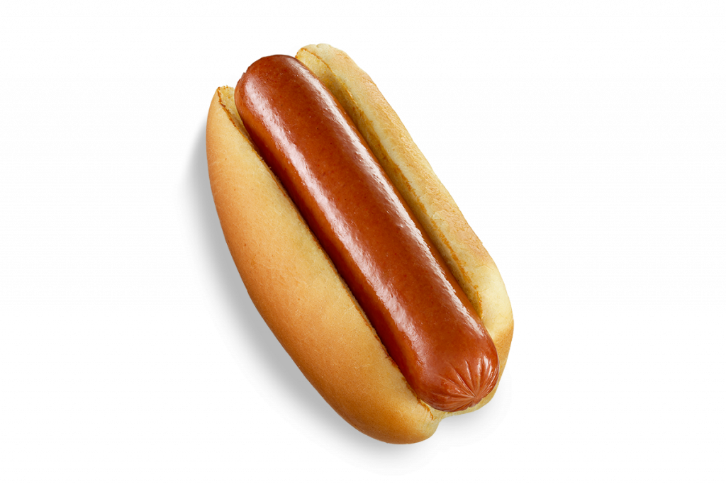 home market foods eisenberg all natural angus beef hot dog
